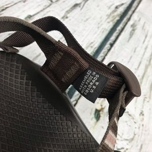 Chaco Shoes - Chaco ZX/2 Classic Sandals Brown Stripe Sz 7